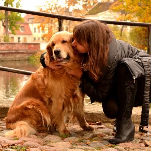 Es mīlu savu suni