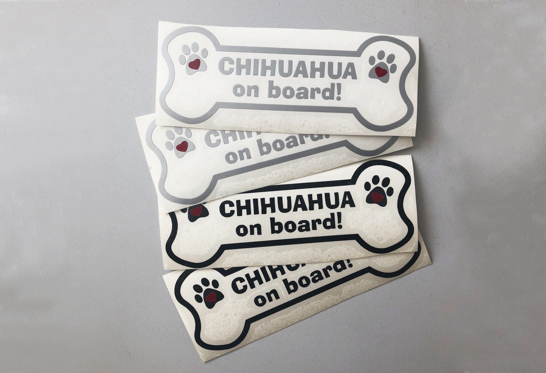Chihuahua uzlīme